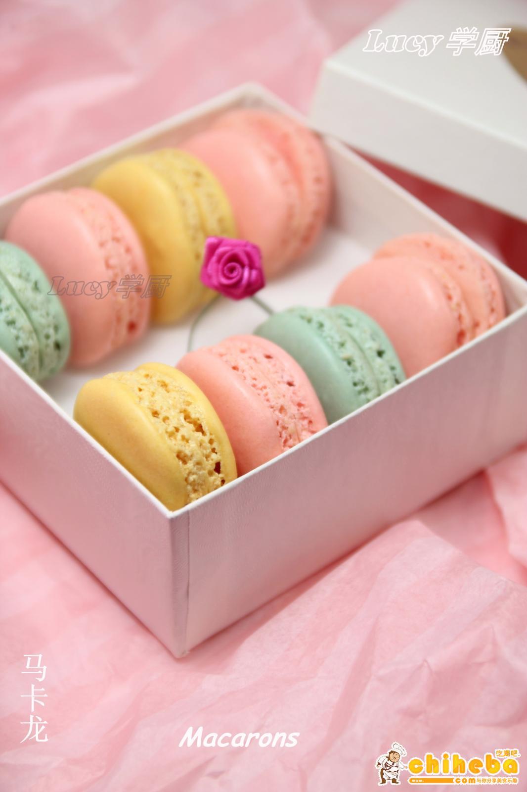 情人节首选法国甜品马卡龙Macaron