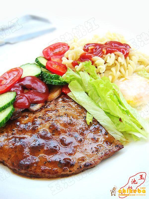 黑椒牛排餐,黑椒牛排餐的做法-家常菜-菜谱大全-吃喝