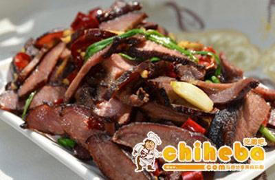 湘式野猪肉
