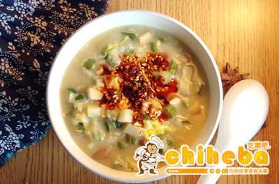瘩汤_韭菜疙瘩汤的做法_韭菜疙瘩汤怎么做_韭