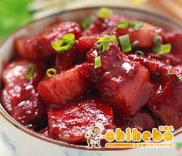 红腐乳五花肉