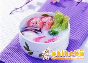奶汤什锦小火锅