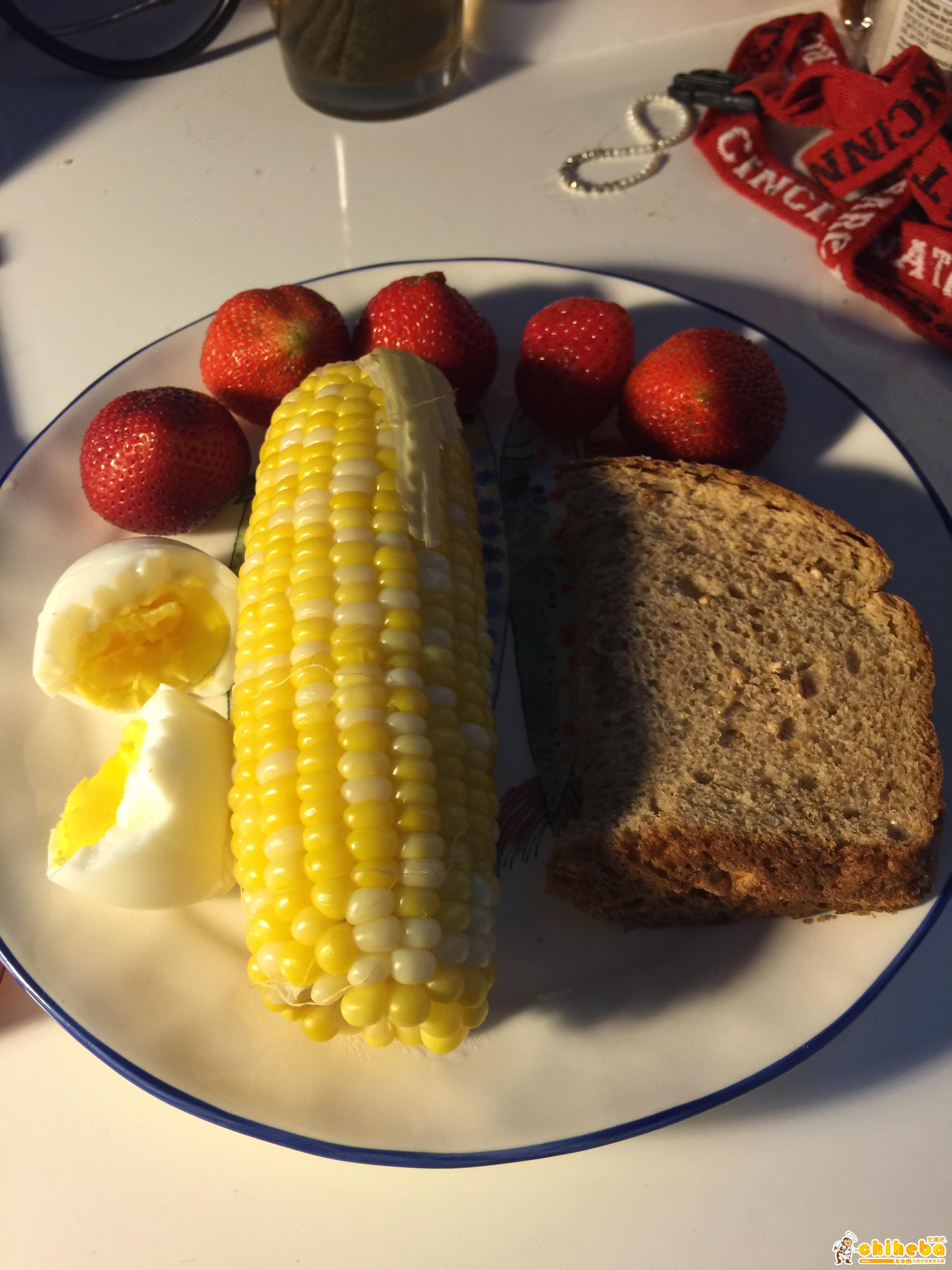 减肥早餐的做法 步骤1