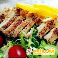 鸡肉瘦身沙拉的做法 步骤8