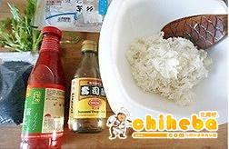 魔芋黑芝麻减肥寿司的做法 步骤1