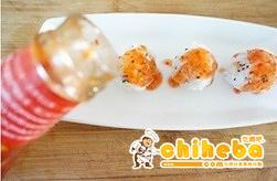 魔芋黑芝麻减肥寿司的做法 步骤5
