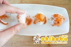 魔芋黑芝麻减肥寿司的做法 步骤6