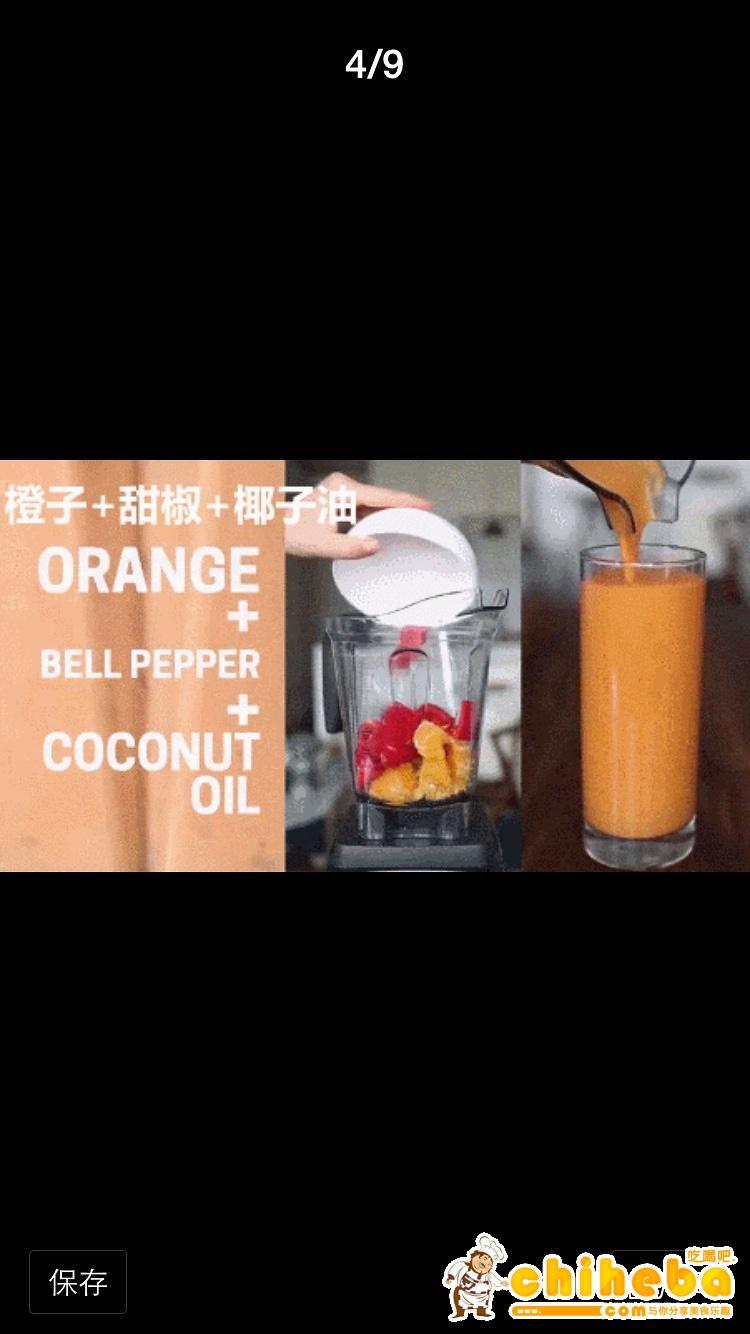 好喝的减肥果蔬汁/奶昔的做法 步骤4