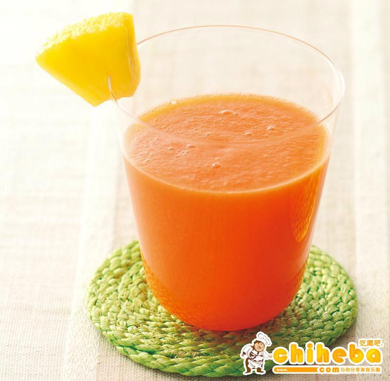 藤井香江的健康减肥果蔬汁的做法 步骤3