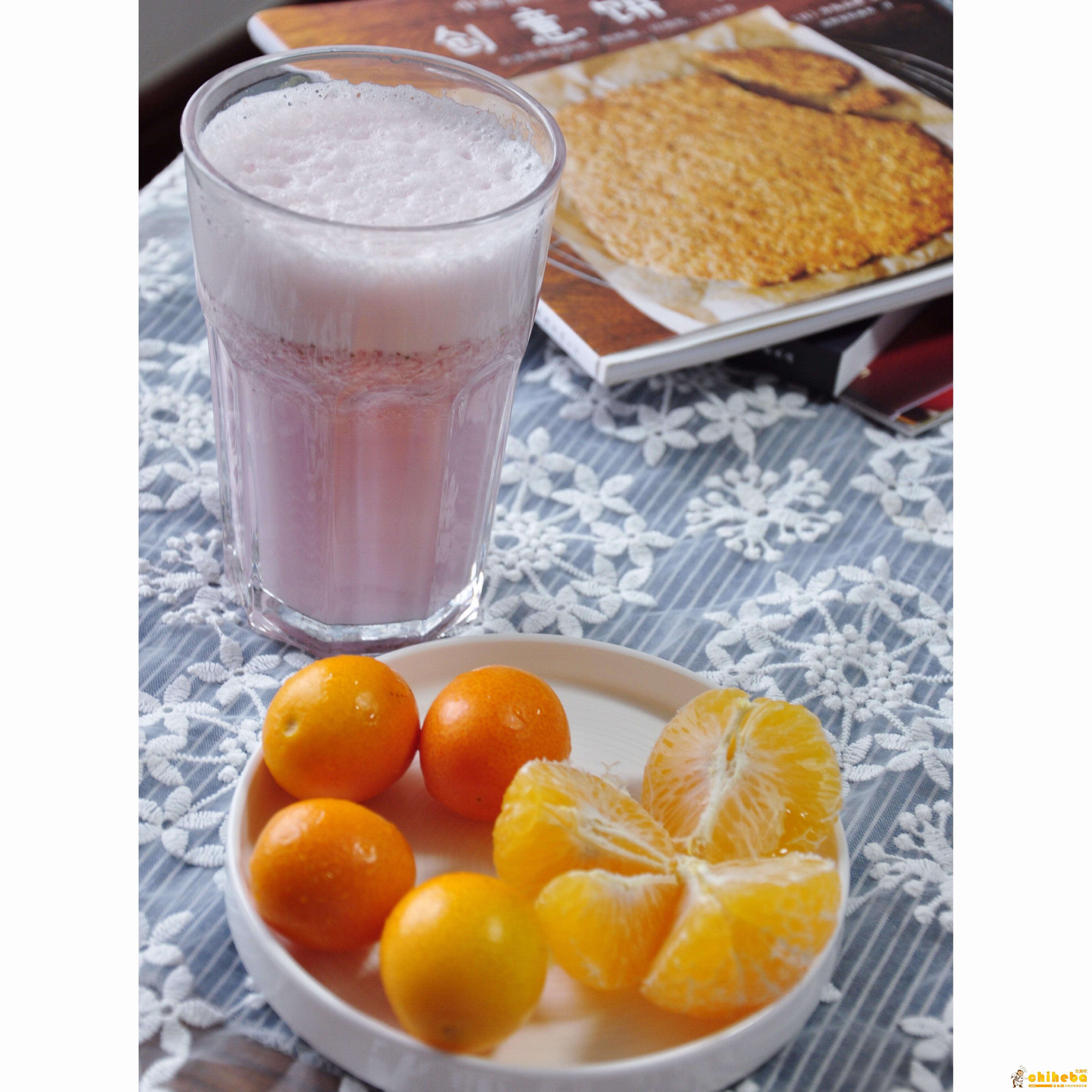 藤井香江的健康减肥果蔬汁的做法 步骤4