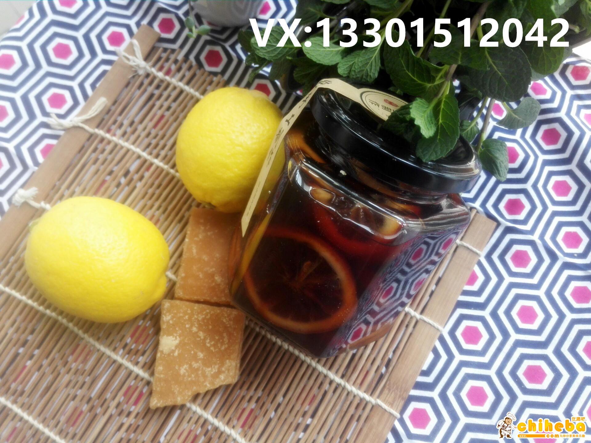 瘦身美容养颜柠檬膏的做法 步骤7