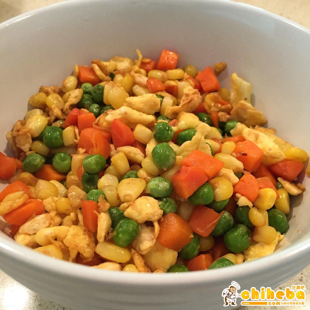 【减肥食谱】健康玉米粒😜