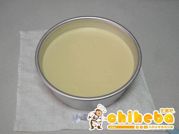 海洋酸奶慕斯蛋糕的做法 步骤18