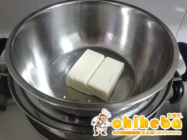 海洋酸奶慕斯蛋糕的做法 步骤21
