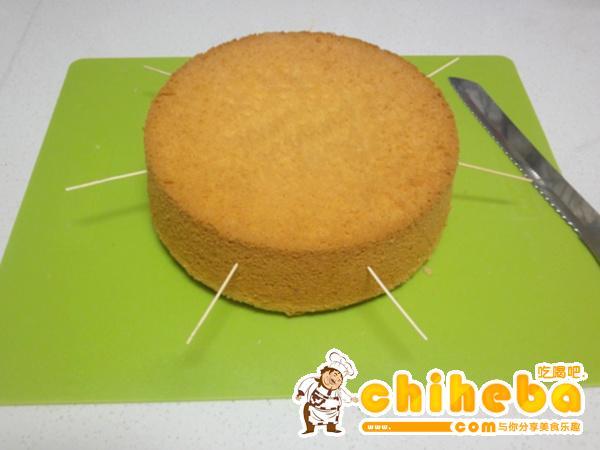 海洋酸奶慕斯蛋糕的做法 步骤28
