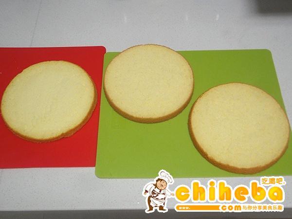 海洋酸奶慕斯蛋糕的做法 步骤29