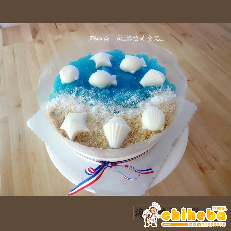 海洋酸奶慕斯蛋糕的做法 步骤51