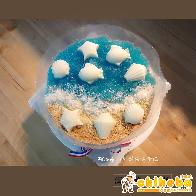 海洋酸奶慕斯蛋糕的做法 步骤52