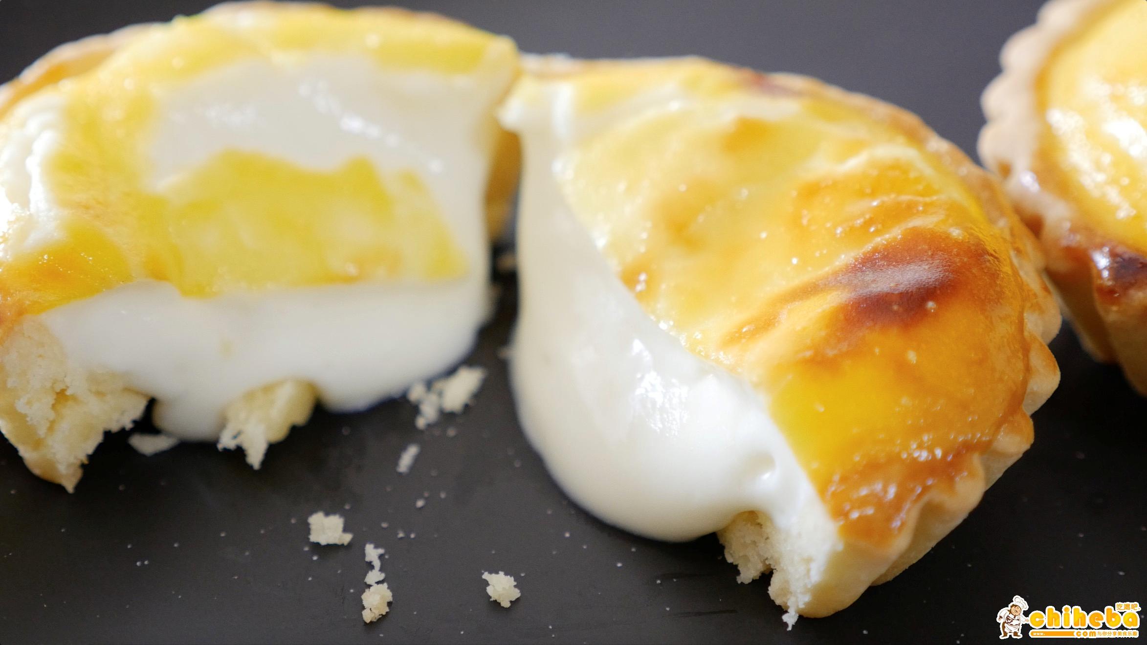 流心芝士塔---来自林育瑋大师分享的配方,秒杀一切蛋挞的做法 步骤18