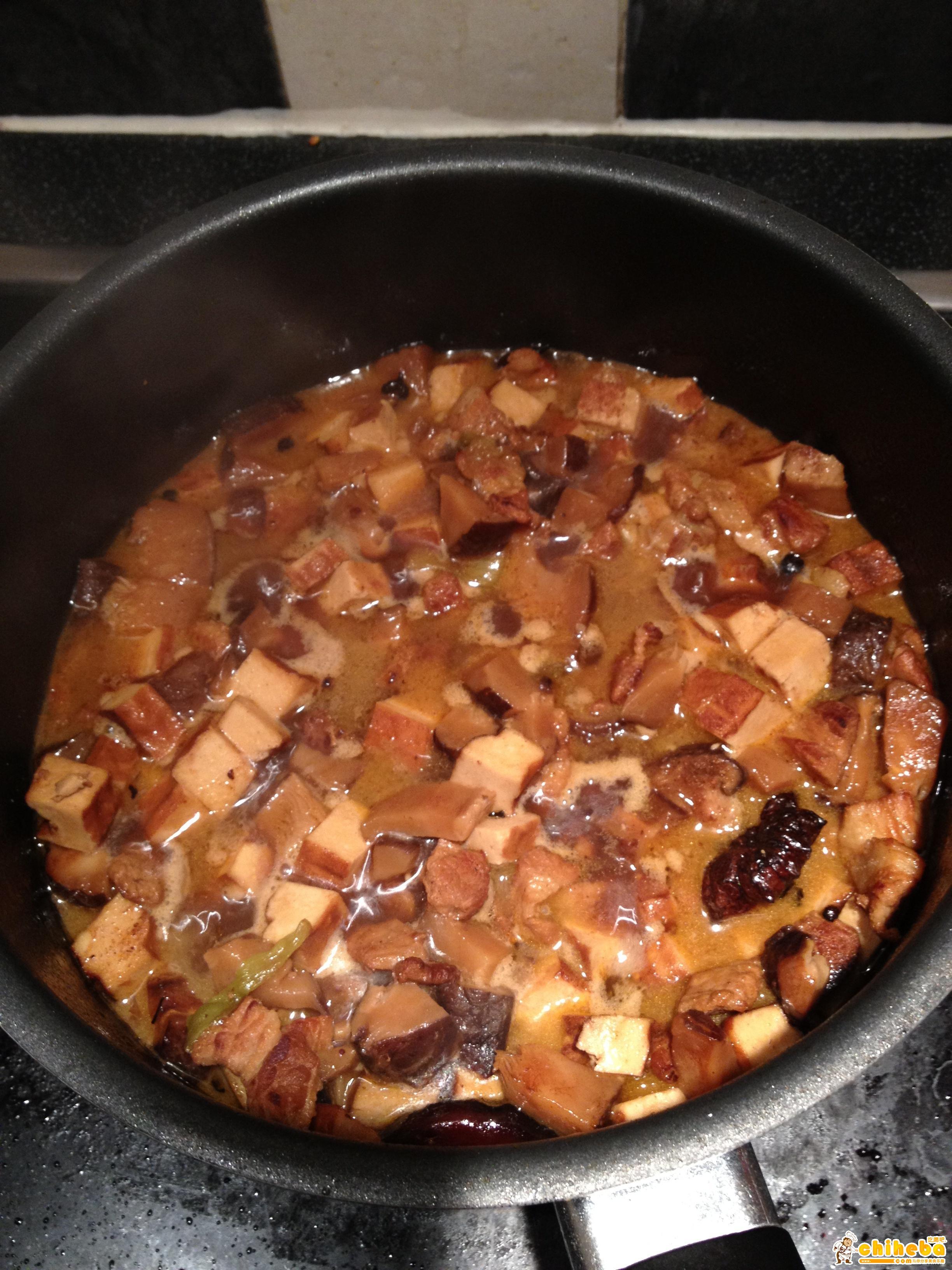 武汉豆皮——正宗武汉小吃的做法 步骤2