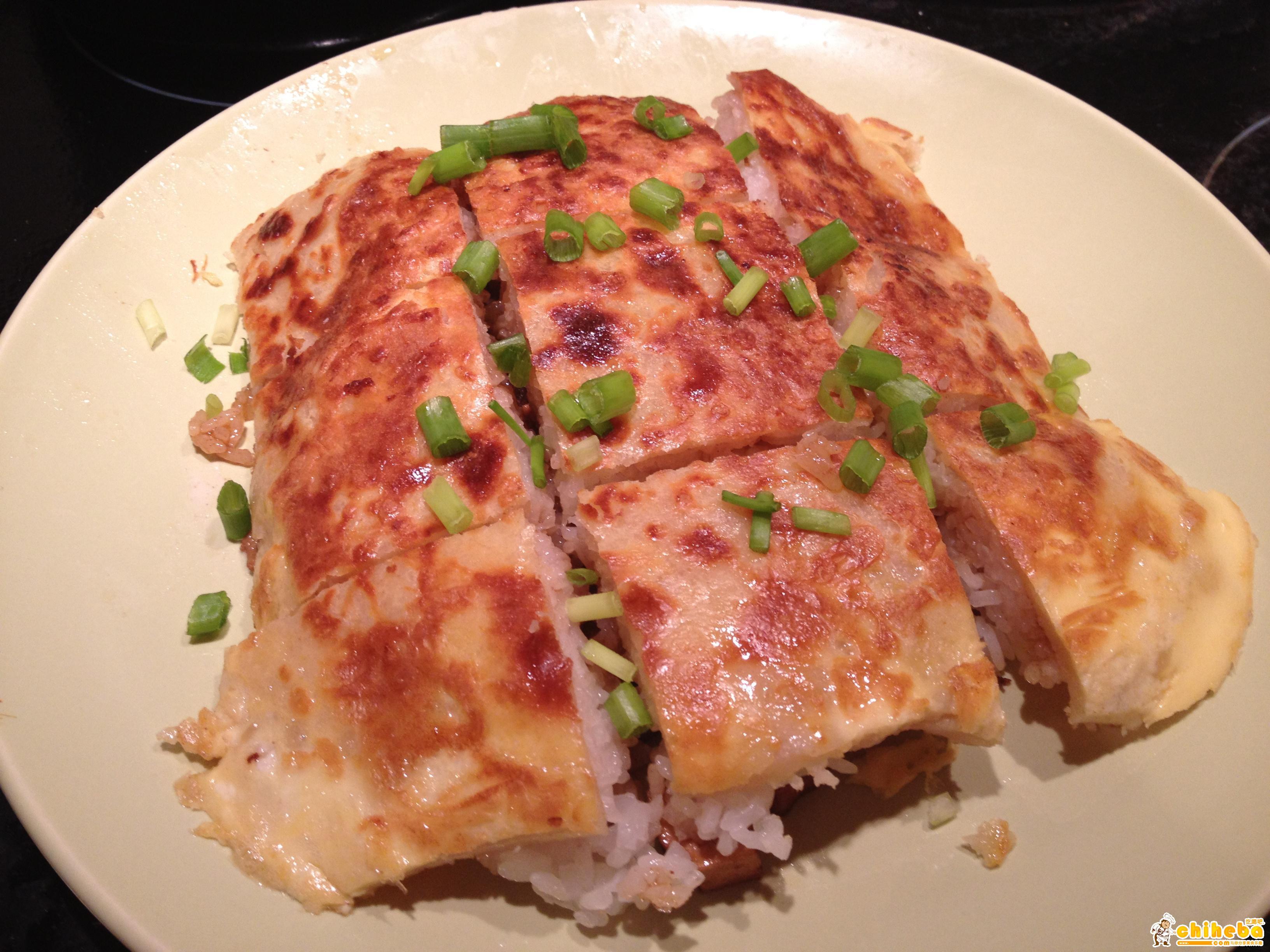 武汉豆皮——正宗武汉小吃的做法 步骤7