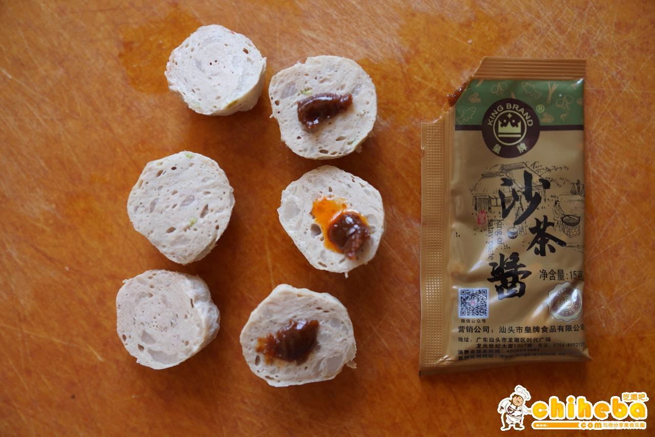 春游小食(丸子篇)的做法 步骤4