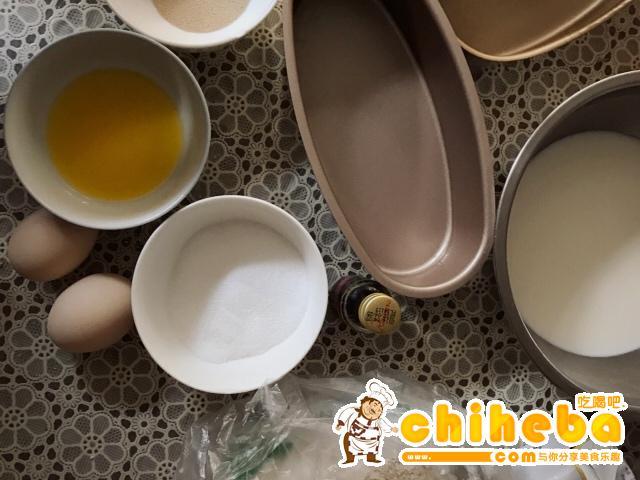 韩国流行小吃之—鸡蛋蛋糕的做法 步骤1