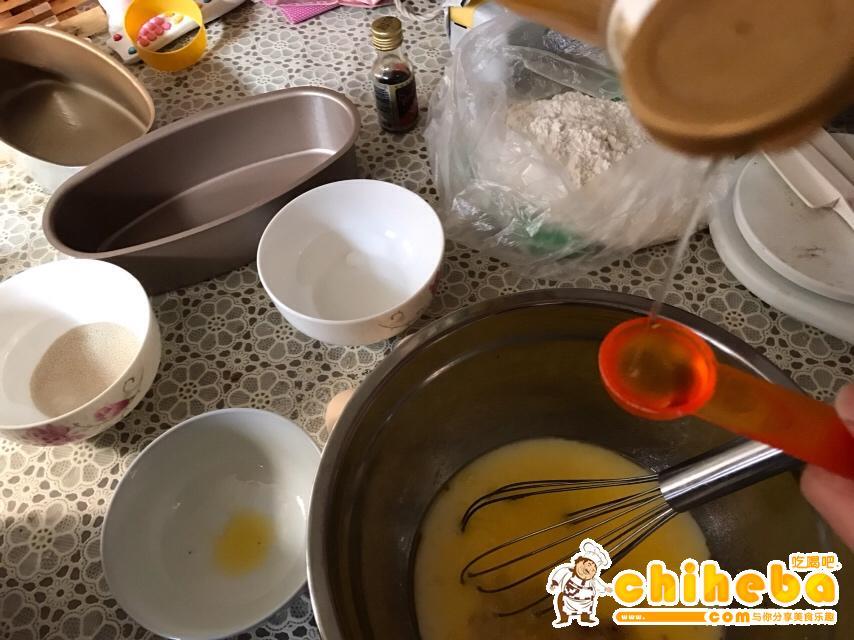 韩国流行小吃之—鸡蛋蛋糕的做法 步骤3