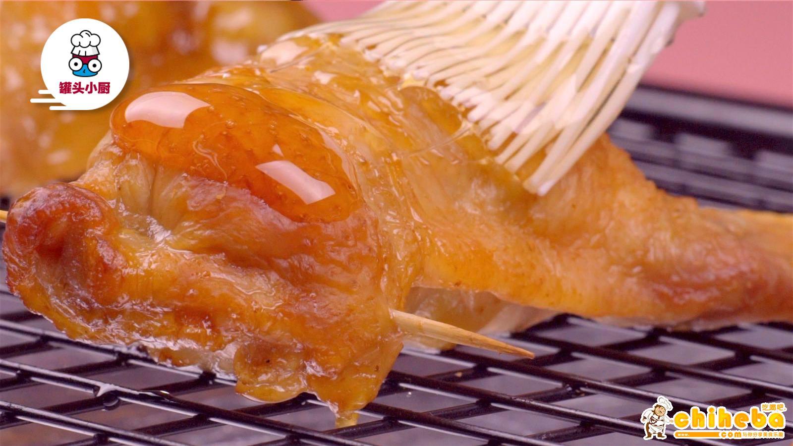 懒人版台湾灵魂小吃——鸡翅包饭的做法 步骤5