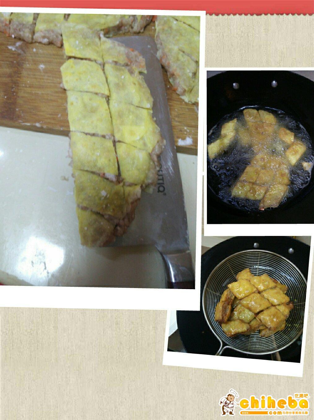 宁夏夹板小吃的做法 步骤9