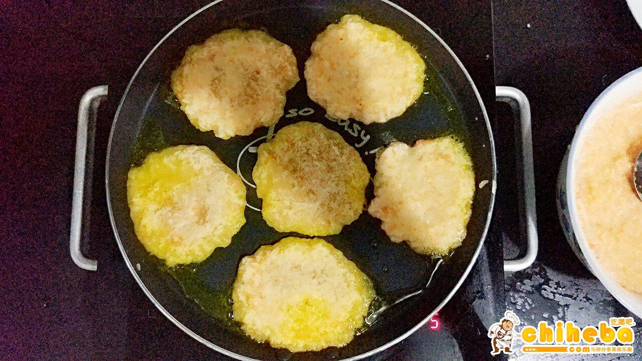 延边小吃土豆饼的做法 步骤7