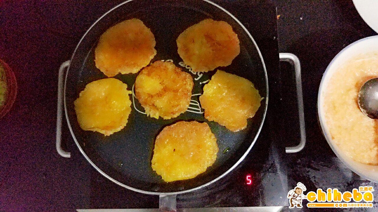延边小吃土豆饼的做法 步骤8