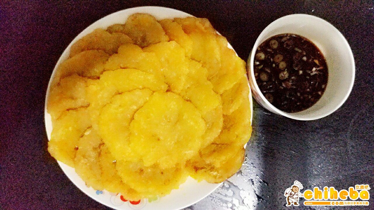 延边小吃土豆饼