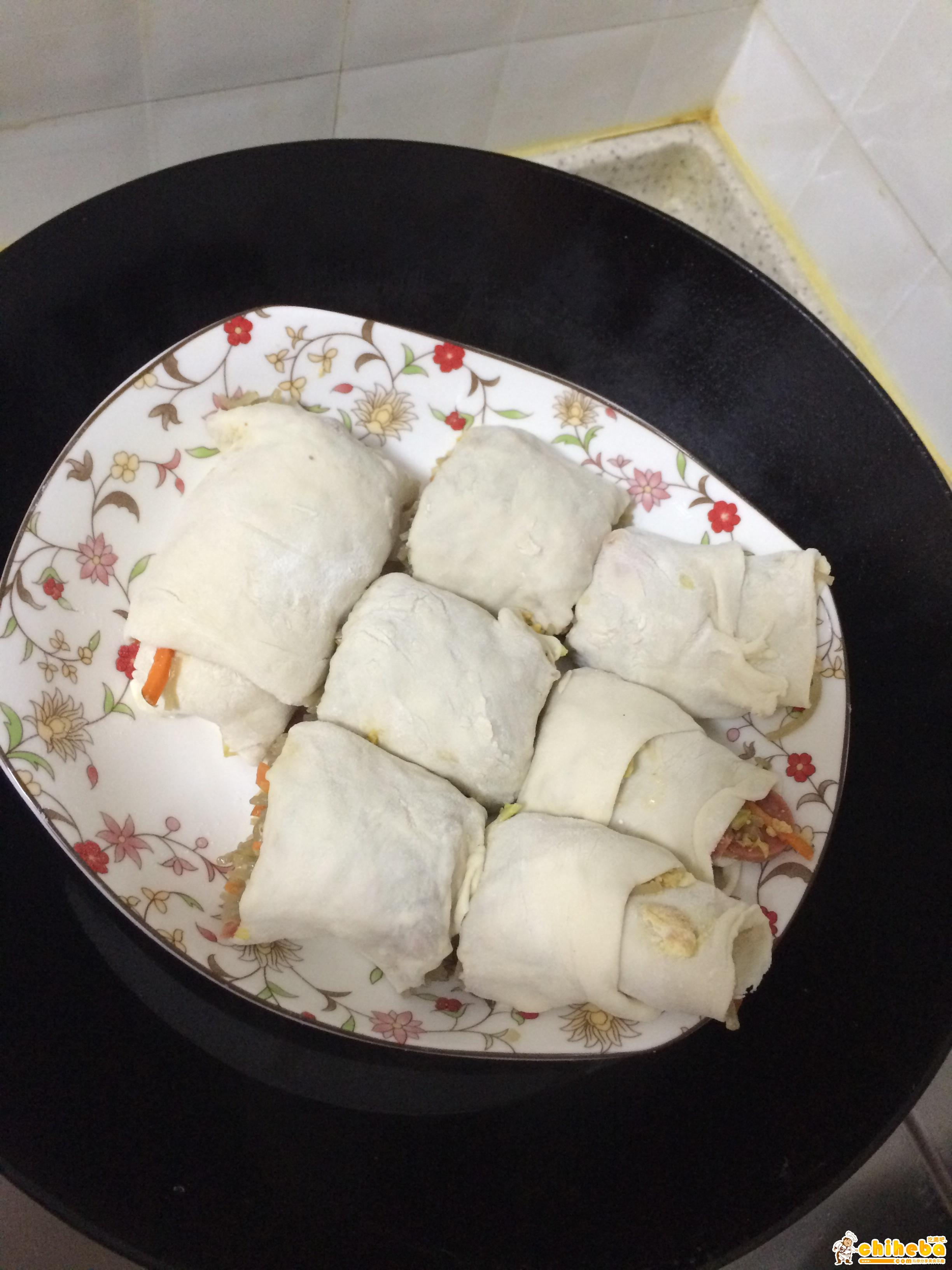 咸馍--阜阳小吃的做法 步骤7