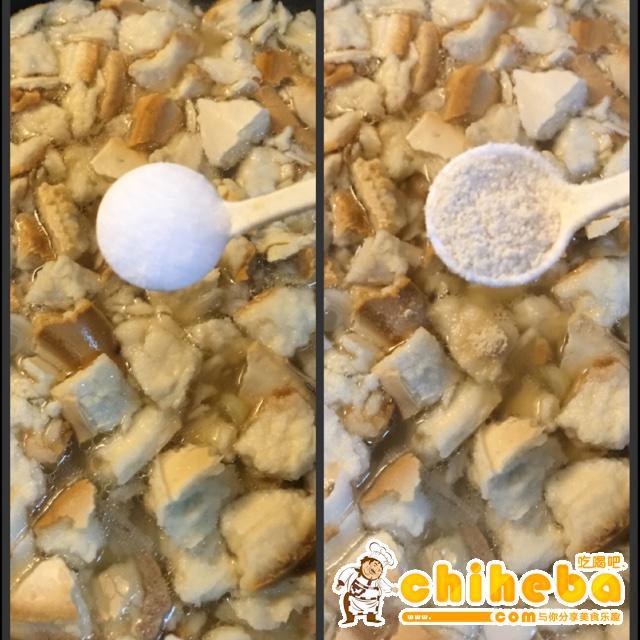 潍坊小吃烩杠子头的做法 步骤11