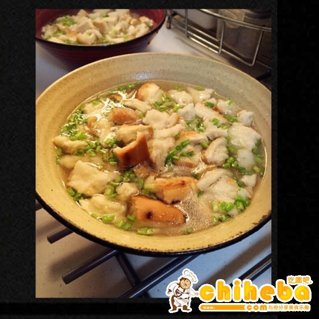 潍坊小吃烩杠子头的做法 步骤13
