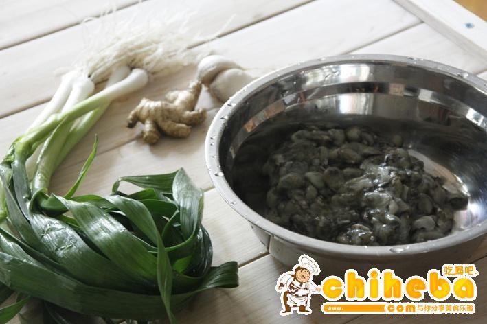 闽南名小吃:海蛎煎的做法 步骤2