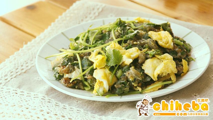 闽南名小吃:海蛎煎的做法 步骤8