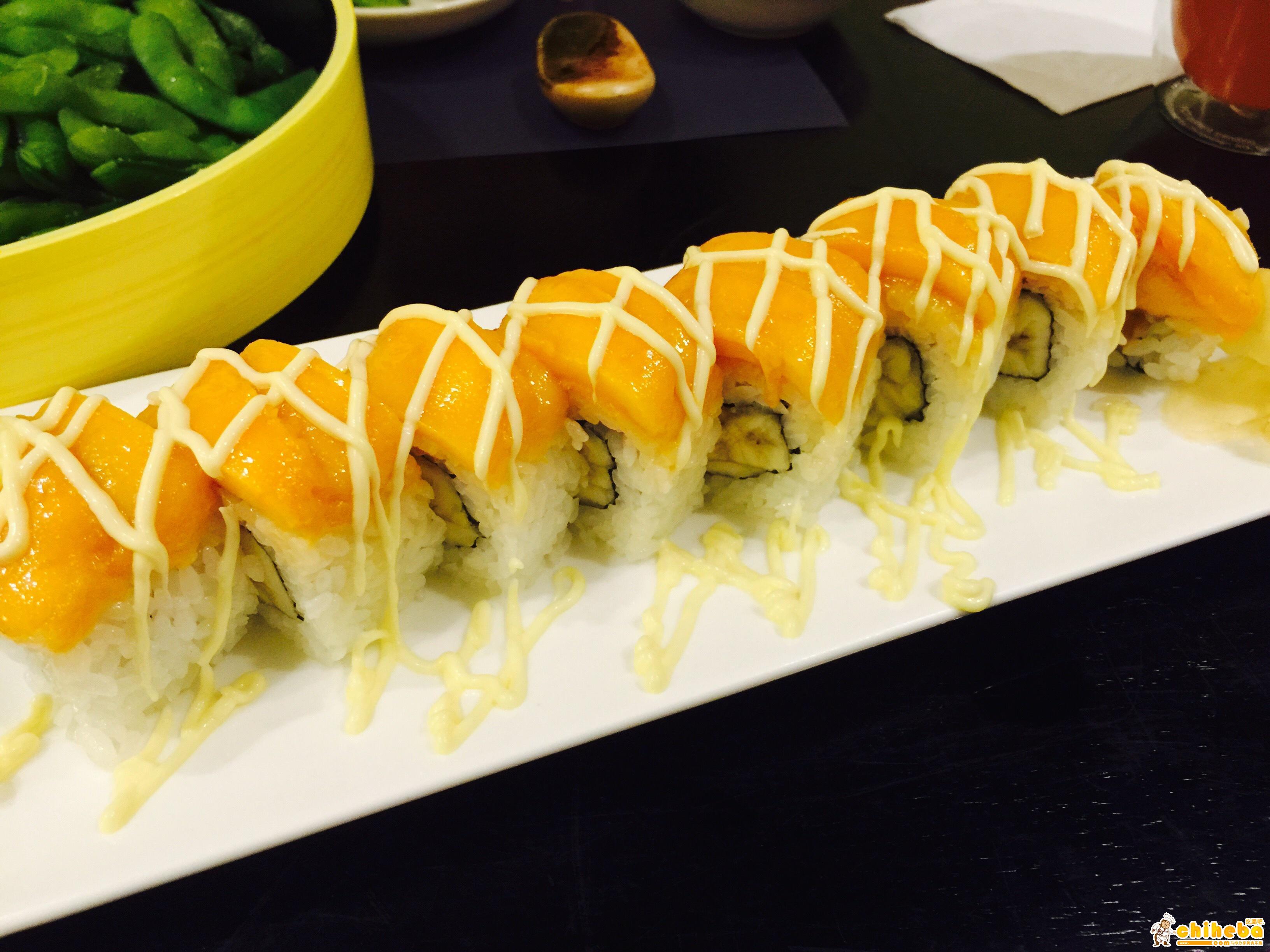 小清新水果寿司 味道绝对惊艳的做法 步骤9