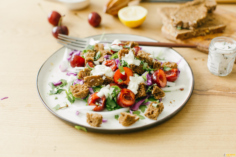 夏日小清新—樱桃沙拉[山姆厨房]的做法 步骤5