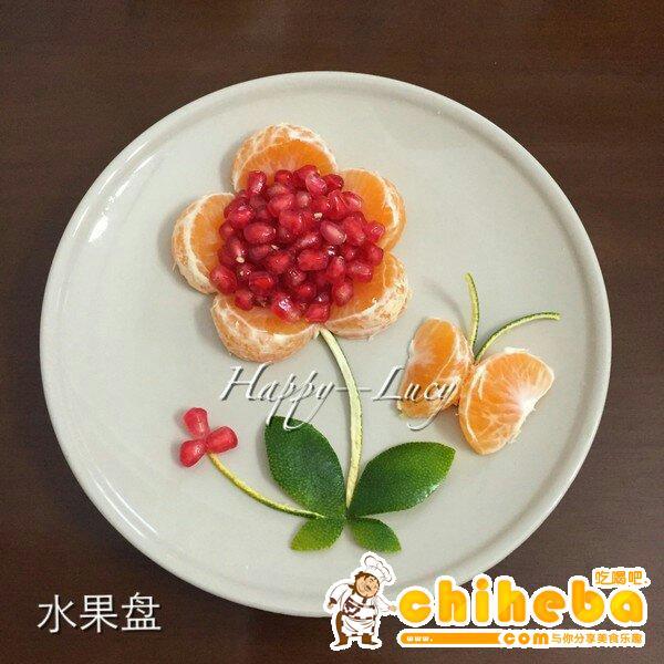 创意水果拼盘欣赏的做法 步骤7