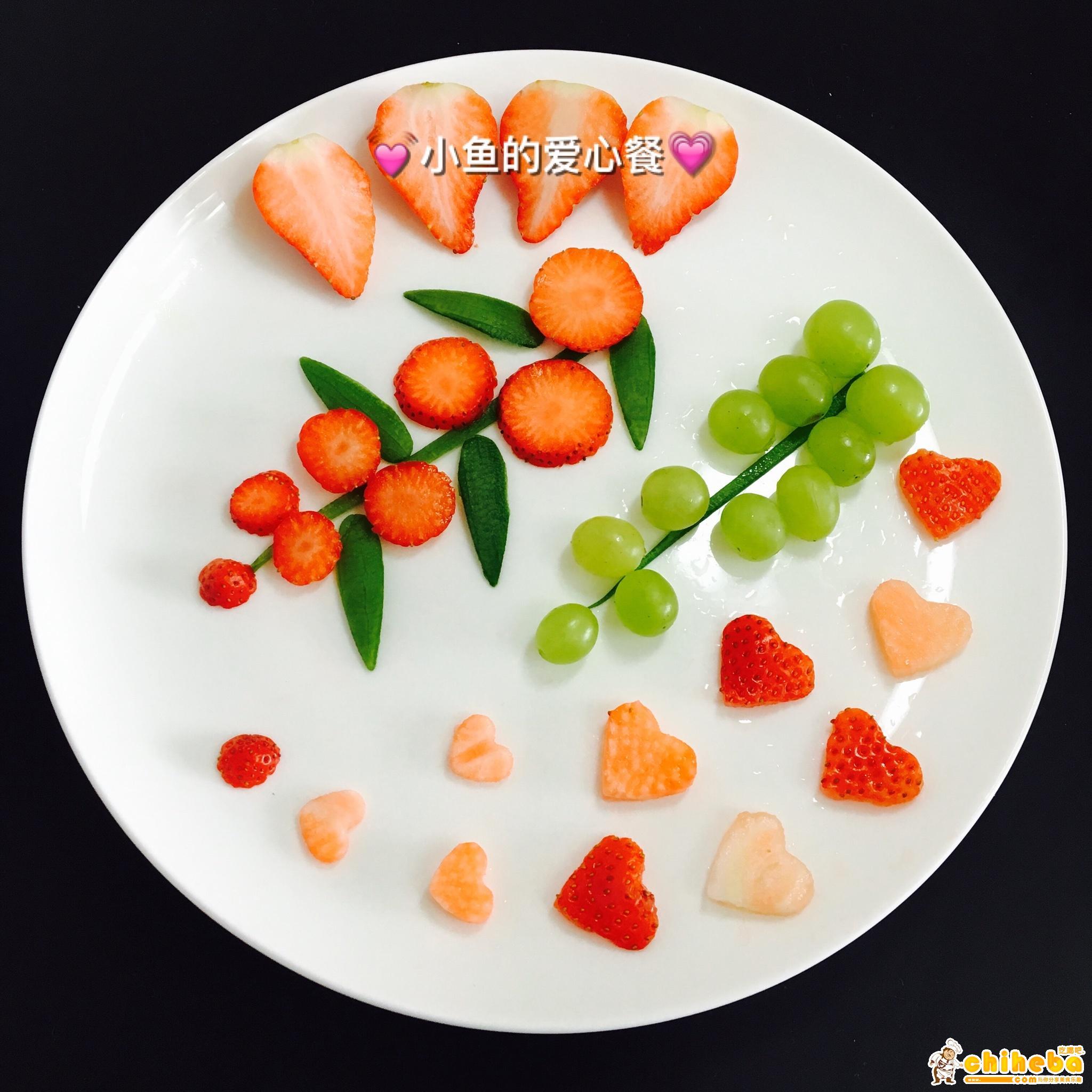 创意水果拼盘的做法 步骤2