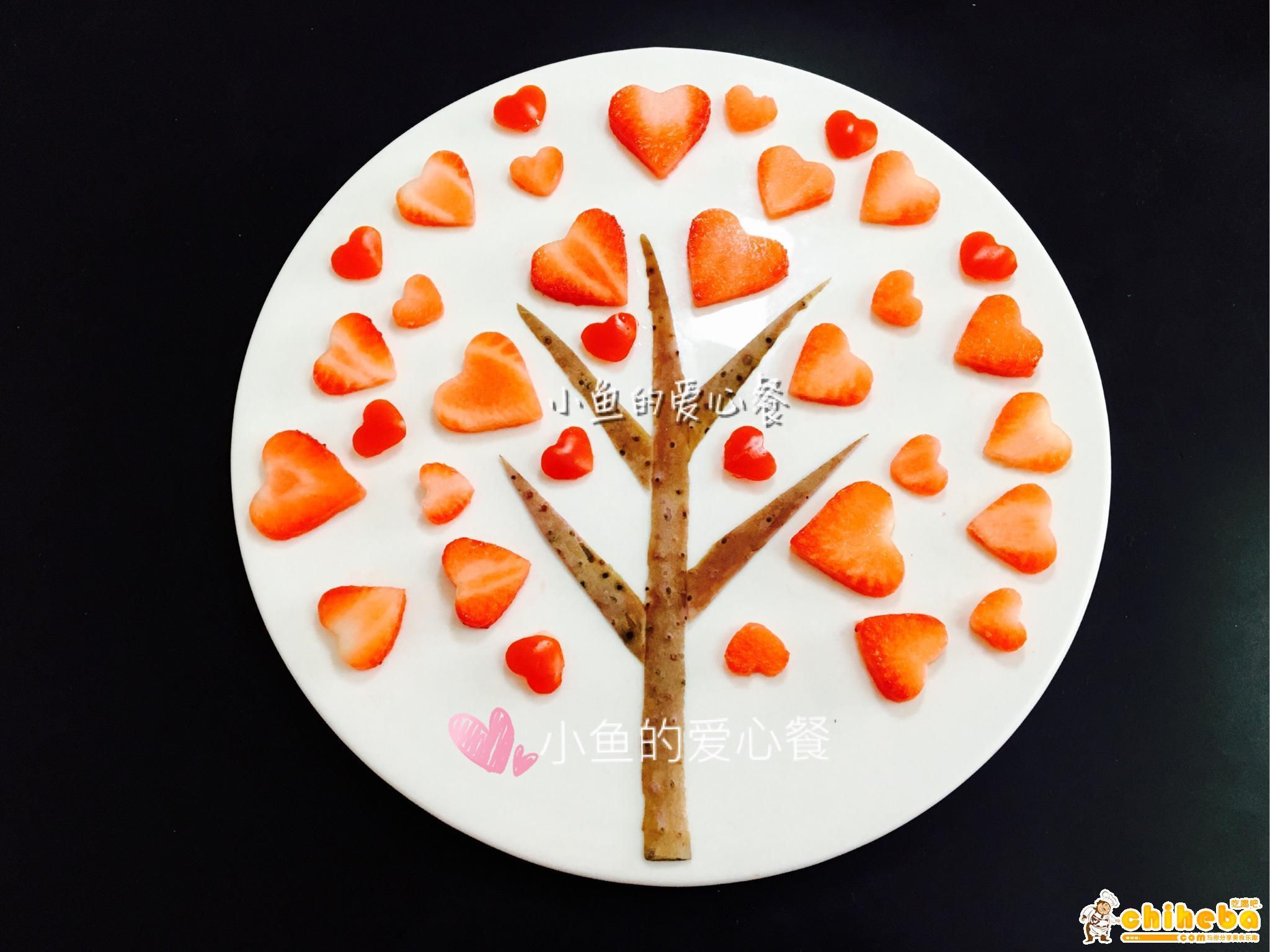创意水果拼盘的做法 步骤5