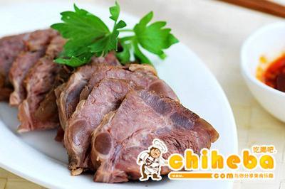 私家酱牛肉