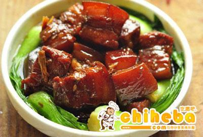 冻豆腐红烧肉