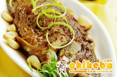 红烧海桂鱼