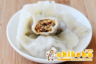 猪肉莲藕水饺