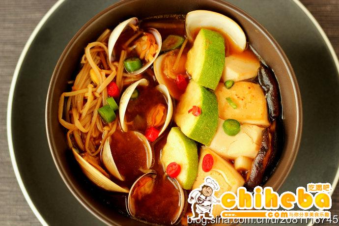 传统韩式大酱汤