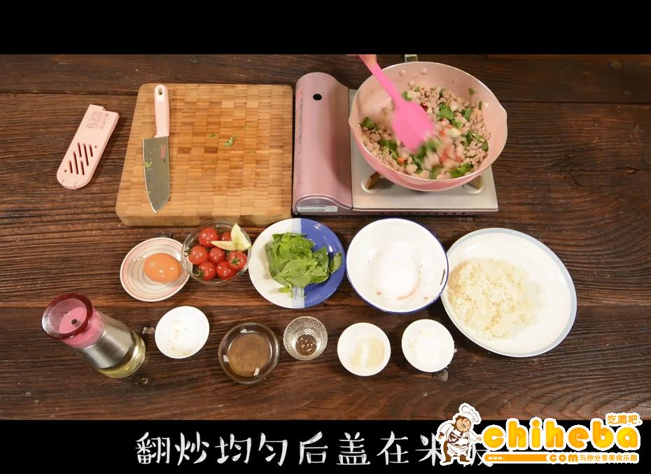 泰国菜-打抛饭