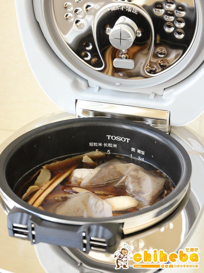 经典南洋美食-电饭煲肉骨茶